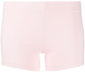 Styland Mid-Rise Cycling Shorts