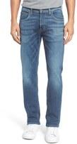 Hudson Byron Slim Straight Leg Jeans (Banshee)
