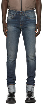 Off-White Off White Indigo Selvedge Denim Jeans