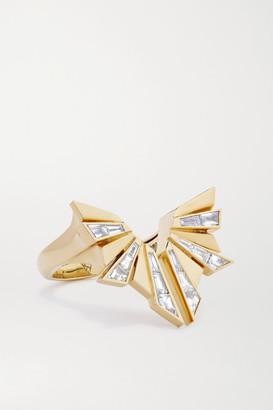 Stephen Webster + Net Sustain Dynamite 18-karat Recycled Gold Diamond Ring - 7