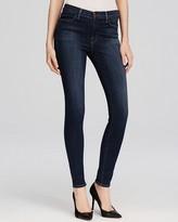 J Brand Maria Skinny Jeans in Oblivion