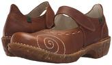 El Naturalista Yggdrasil N095 Women's Maryjane Shoes