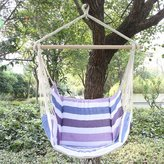 AdecoTrading Cotton and Polyester Chair Hammock