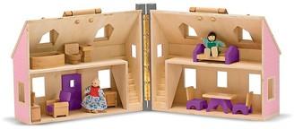 Melissa & Doug Fold Go Dollhouse