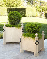 Horchow Neoclassical Small Indoor/Outdoor Planter