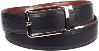 Croft & Barrow Men's Stitched Reversible Belt