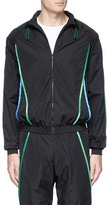 Cottweiler Contrast trim track jacket
