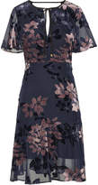 Sam Edelman Vintage Flower Burnout Dress