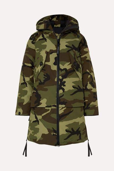 78cdcc34fb5bd Camouflage Parka Women - ShopStyle