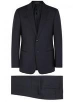 Emporio Armani G-line Navy Wool Suit