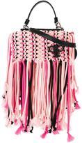 Emilio Pucci braided shoulder bag