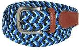 Arnold Palmer Men's Tubular Elastic Braided Belt