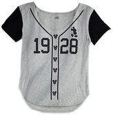 Disney Mickey Mouse Baseball Shirt for Women by Boutique