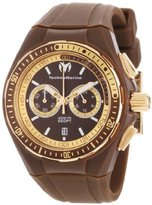Technomarine Unisex 110063 Cruise Sport Chronograph Brown Dial Watch
