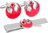 Star Wars Rebel Alliance Tie Bar & Cuff Links Gift Set