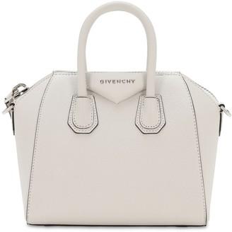 Givenchy Mini Antigona Grained Leather Bag