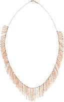 Lana 14k Rose Gold All-Around Fringe Necklace