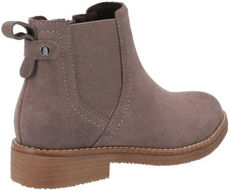Hush Puppies Maddy Ankle Boots - Grey