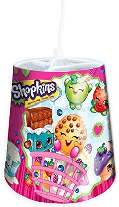 Shopkins 50550 Tapered Shade, Plastic, Pink