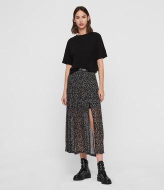 AllSaints Drea Waterleo Skirt