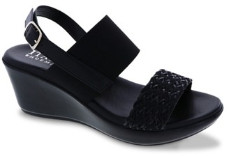 Italian Shoemakers Jaqui Wedge Sandal