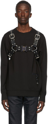 Alyx Black Leather Chest Harness