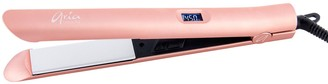 Xo Aria Beauty 1 Pro Digital Hair Straighter - Rose Gold Tone