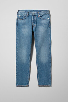 Weekday Pine Regular Tapered Jeans - Blue