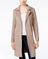 Kensie Button-Front Jacket