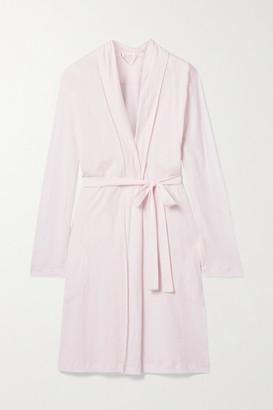 Skin Net Sustain Kamila Organic Pima Cotton Robe - Pastel pink