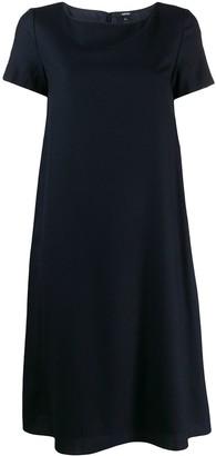 Aspesi Knitted T-Shirt Dress