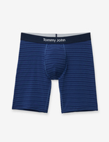 Tommy John Cool Cotton Mitch Stripe Boxer Brief