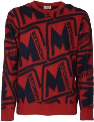 Moncler Logo Sweater