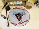 Fanmats University of Maine Baseball Rug