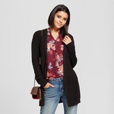 Xhilaration Women's Lace-Up Cardigan Juniors')