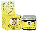 Earth Mama Angel Baby Earth Mama Angel Baby, Bottom Balm (Pack of 2), 2 oz
