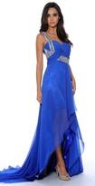 Decode 1.8 One-Shoulder High Low Dress 182474