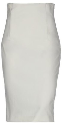 Twin-Set Twinset TWINSET 3/4 length skirt