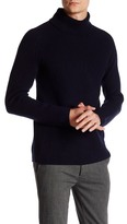 Vince Camuto Mock Neck Wool Blend Sweater