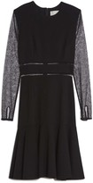 Jason Wu Lace Sleeve Dress