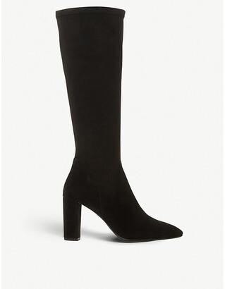 Dune Siren calf-length boots