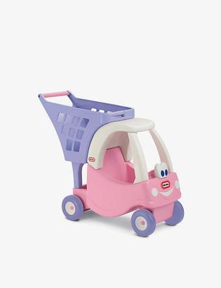 Little Tikes Princess Cozy coupe shopping cart