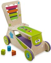 Boikido Wooden 2-in-1 Walker Ride-On