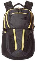 The North Face Recon (TNF Black Light Directional Heather/TNF Yellow) Backpack Bags
