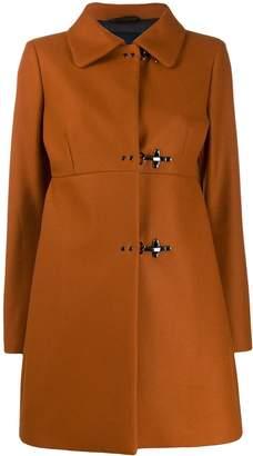 Fay A-line coat
