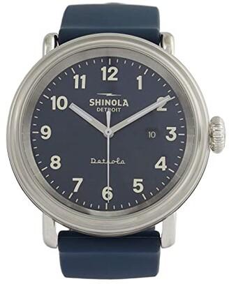 Shinola Detroit Detrola - The Daily Wear - 20161963 (Midnight Blue) Watches