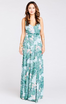 Show Me Your Mumu Jenn Maxi Dress