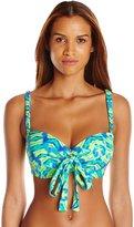 CoCo Reef Women's Five Way Convertible Underwire Bikini Top