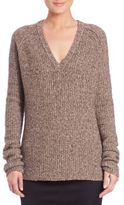 ATM Anthony Thomas Melillo Luxe Deep V Sweater