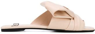 No.21 Folded Detail Sandals